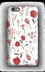 Ruusutarha kuoret IPhone 6 Plus tough
