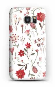 Rosenhave cover Galaxy S7