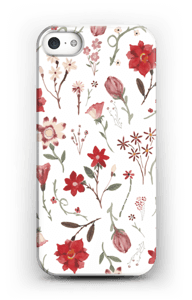 Rose garden case IPhone SE
