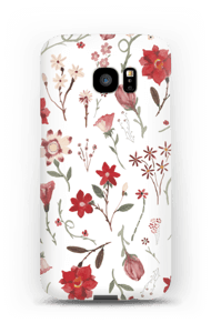 Rosenhave cover Galaxy S7 Edge