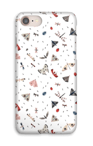 Hyönteiset kuoret IPhone 8