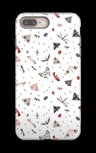 Hyönteiset kuoret IPhone 8 Plus tough
