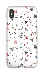 Insects case IPhone XS Max