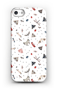 Hyönteiset kuoret IPhone 5/5S