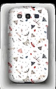 Hyönteiset kuoret Galaxy S3