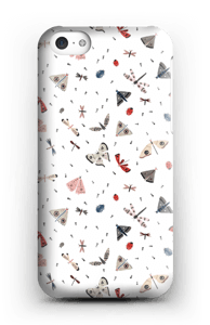 Hyönteiset kuoret IPhone 5c