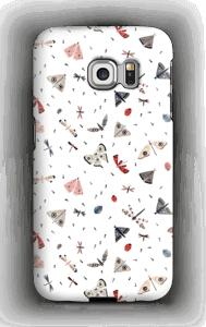 Hyönteiset kuoret Galaxy S6 Edge
