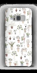 Pflanzen Handyhülle Galaxy S8
