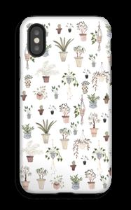Potteplanter deksel IPhone X tough