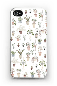 House plants case IPhone 4/4s