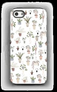 Ruukkukasvit kuoret IPhone 5/5s tough