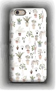 Ruukkukasvit kuoret IPhone 6 tough