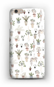 House plants case IPhone 6 Plus