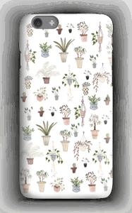 Ruukkukasvit kuoret IPhone 6s