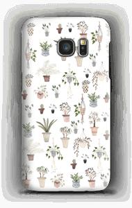 Ruukkukasvit kuoret Galaxy S7