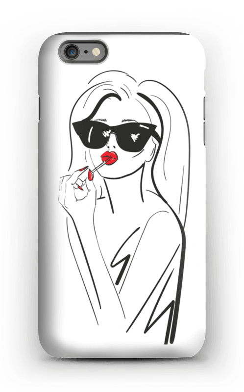iphone 6s case lipstick