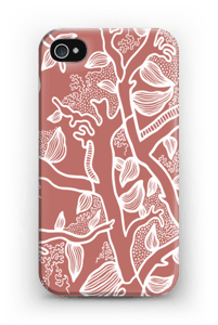 Brown Nature case IPhone 4/4s