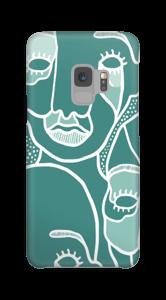 Multitud funda Galaxy S9