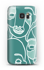 Follow the Crowd case Galaxy S7