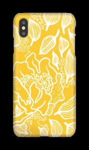 Fleurs Coque  IPhone XS Max