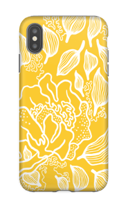 Fleurs Coque  IPhone XS Max tough