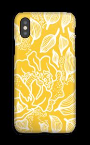 Fleurs Coque  IPhone XS