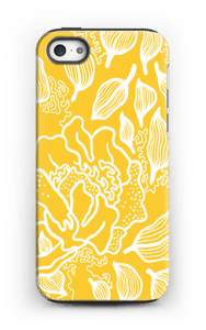 Fleurs Coque  IPhone 5/5s tough
