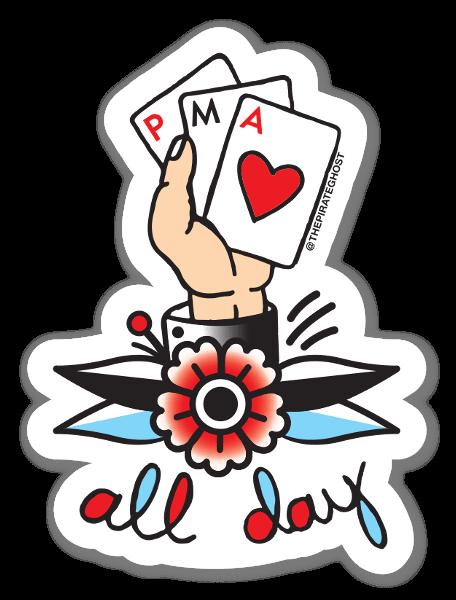 PMA JAY  sticker