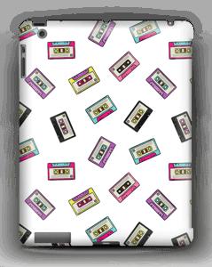 Cassette Dream kuoret IPad 4/3/2