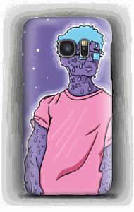 Melting guy blue  kuoret Galaxy S7