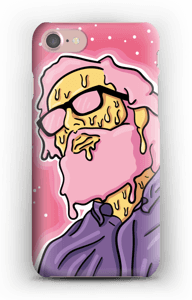 Melting guy pink deksel IPhone 7
