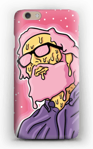 Pink Melting Guy  case IPhone 6