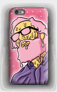 Melting guy pink deksel IPhone 6s Plus tough