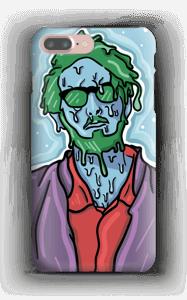 Melting guy green deksel IPhone 7 Plus