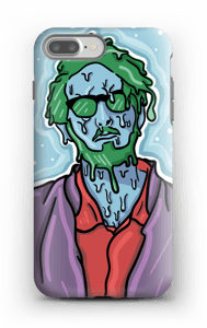 Melting guy green deksel IPhone 7 Plus tough