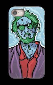 Melting guy green deksel IPhone 8 tough