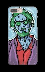 Melting guy green deksel IPhone 8 Plus
