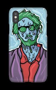Melting guy green deksel IPhone X