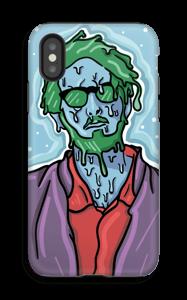 Melting guy green deksel IPhone X tough