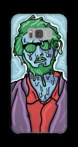 Green Melting Guy  case Galaxy S8 Plus