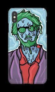 Melting guy green deksel IPhone XS Max