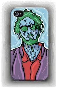 Melting guy green skal IPhone 4/4s