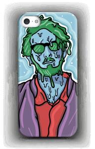 Melting guy green deksel IPhone 5/5S