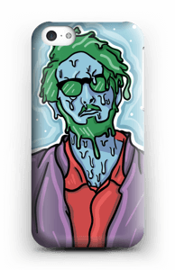 Melting guy green deksel IPhone 5c