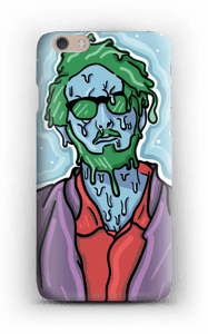 Melting guy green deksel IPhone 6 Plus