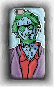 Green Melting Guy  case IPhone 6s tough
