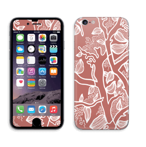 Brown Nature Skin IPhone 6/6s