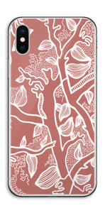 Brown Nature Skin IPhone X