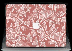 """Brown Nature Skin MacBook Air 13"""""""