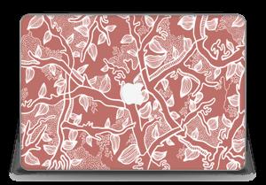 "Brown Nature Skin MacBook Pro Retina 15"" 2015"